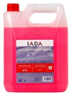 Refrigerante ELF Garrafa 5L. Anticongelante 10% 1
