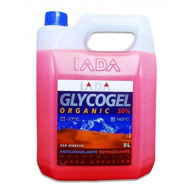 Refrigerante  Garrafa 5L. Anticongelante 50% 1