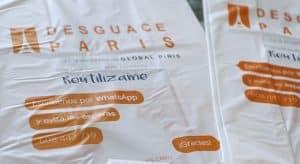 Bolsas Recicladas Desguace París