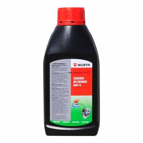lubricante  Bote liquido de frenos 500Ml. DOT4 1