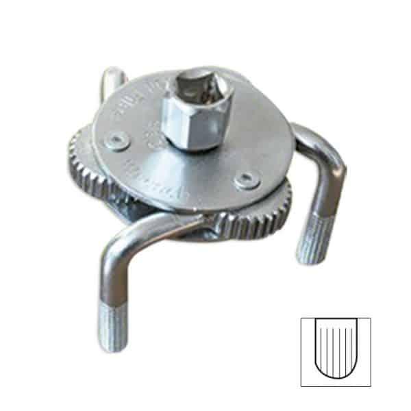Extractor JBM Extractor filtro aceite con pata redonda 1