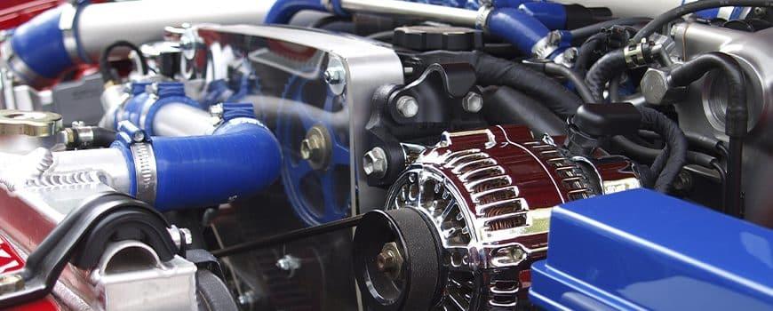 ¿Cómo limpiar el motor de un coche? 1