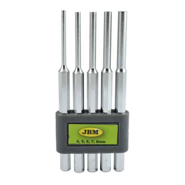 Kit botadores JBM Set de 5 botadores 1