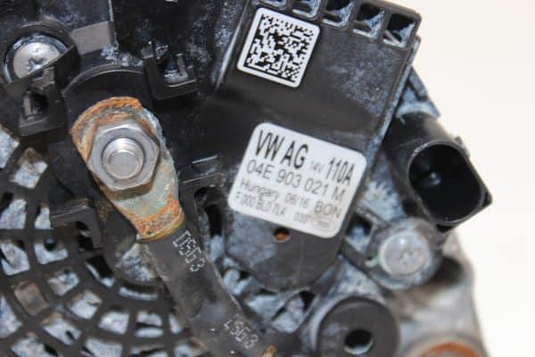Alternador SEAT Ibiza IV Hatchback (6J, 6P) (03.2008 - ...) 4