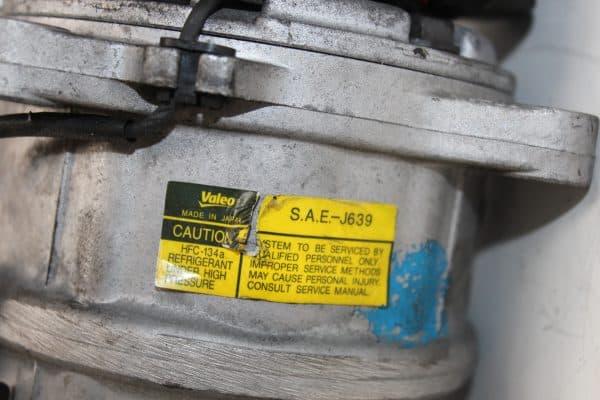 Compresor A/A VOLVO S80 I (TS, XY) (05.1998 - 02.2008) 3