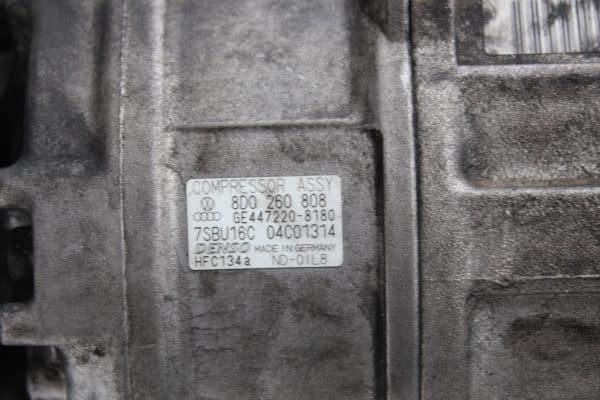 Compresor A/A VOLKSWAGEN Passat B5 GP Berlina (3BG, 3B3) (11.2000 - 05.2005) 3