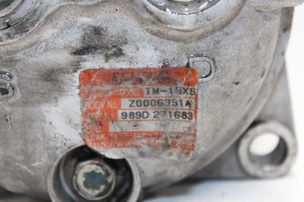 Compresor A/A VOLKSWAGEN Transporter T4 Furgón (70XA) (07.1990 - 04.2003) 3