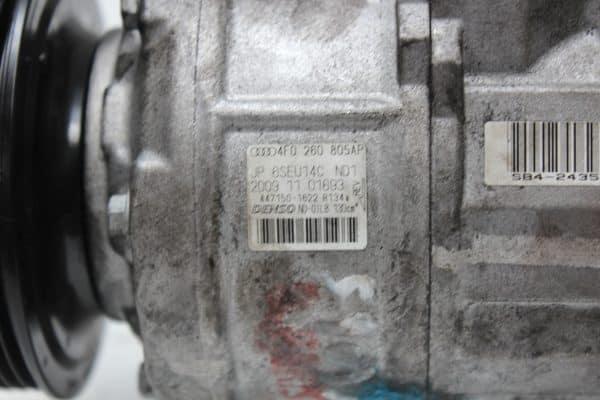 Compresor A/A SEAT Exeo Berlina (3R, 3R2) (12.2008 - ...) 4