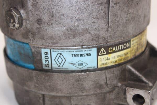 Compresor A/A RENAULT Scénic I (JA) (09.1999 - 10.2003) 3