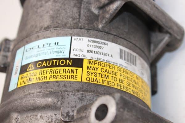 Compresor A/A RENAULT Megane II Hatchback (BM, CM) (07.2001 - 10.2012) 4