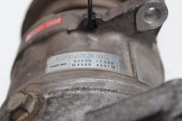 Compresor A/A NISSAN Serena (C23M) (06.1991 - 09.2001) 2