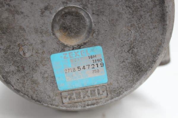 Compresor A/A NISSAN Serena (C23M) (06.1991 - 09.2001) 3