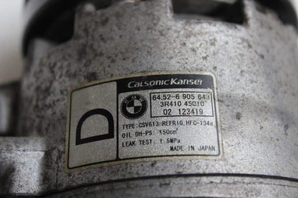 Compresor A/A BMW 3 Touring (E46) (10.1999 - 05.2005) 3