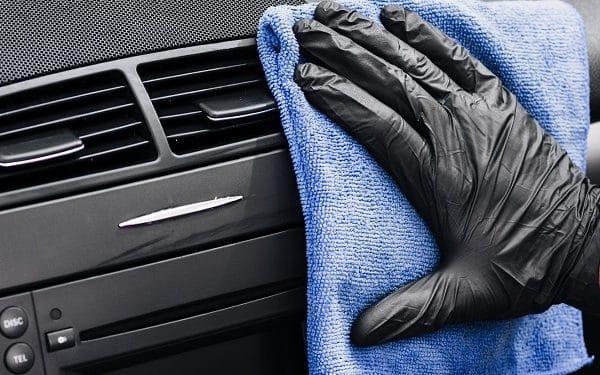 evitar contagios coche