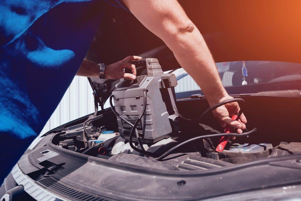 cargar batería del coche tras cuarentena